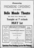 May 1st, 1940 grand opening ad