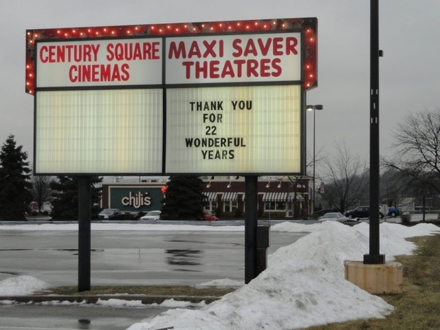 Maxi-Saver Cinemas