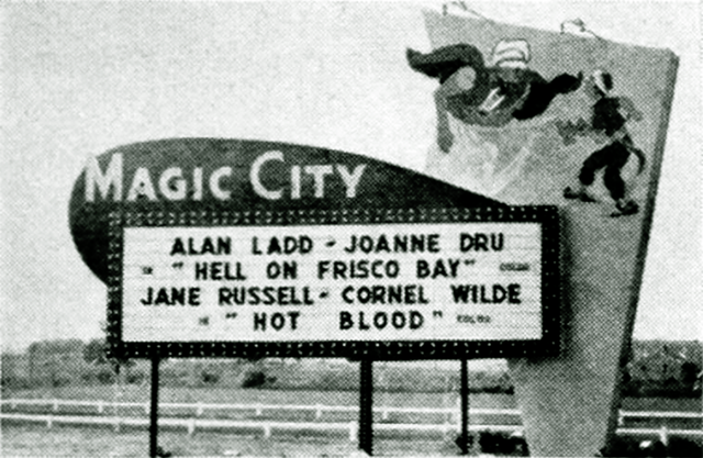 Magic City Drive-In