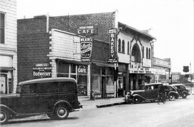 State Theater North Platte 1940