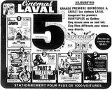 22 août 1975 ouverture annonce en français