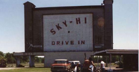 Ski Hi Drive In