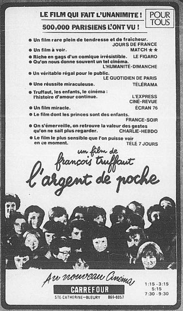 Rouvert comme Carrefour le 6 Août 1976.