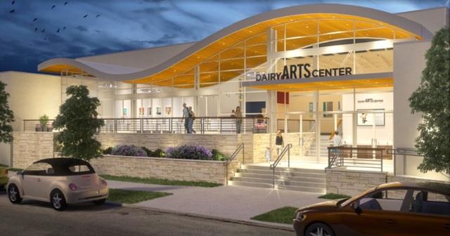 Dairy Center For The Arts Boedecker Theatre