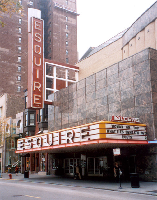 Esquire Theatre