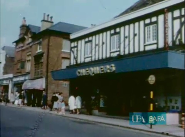 the chequers cinema st albans 1963 cinema treasures. Black Bedroom Furniture Sets. Home Design Ideas
