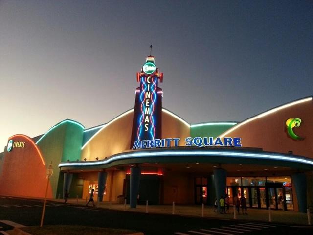 Merritt Square 16 & IMAX