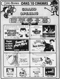 June 13th, 1986 grand opening ad