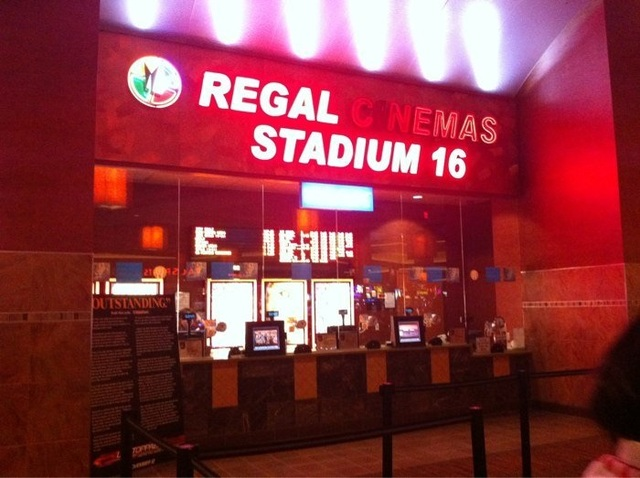 Regal Aliante Stadium 16