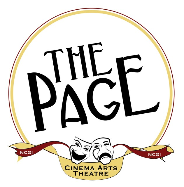 Page Cinema Arts Theatre logo