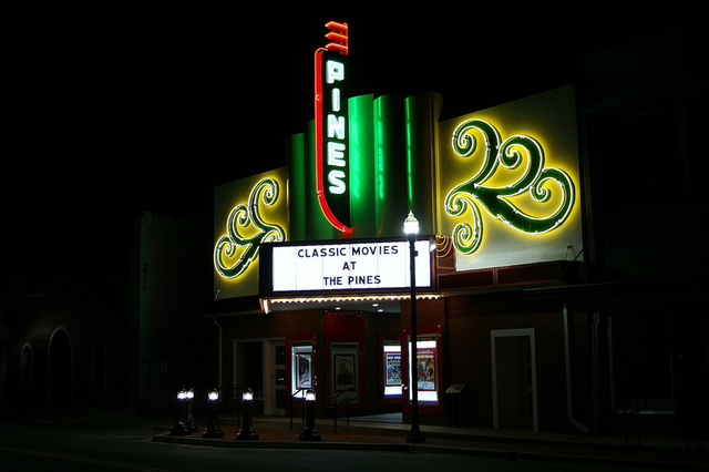 pines theatre in lufkin tx cinema treasures