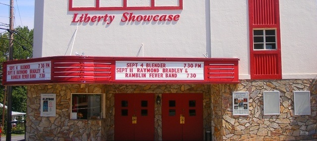 Liberty Showcase Theater