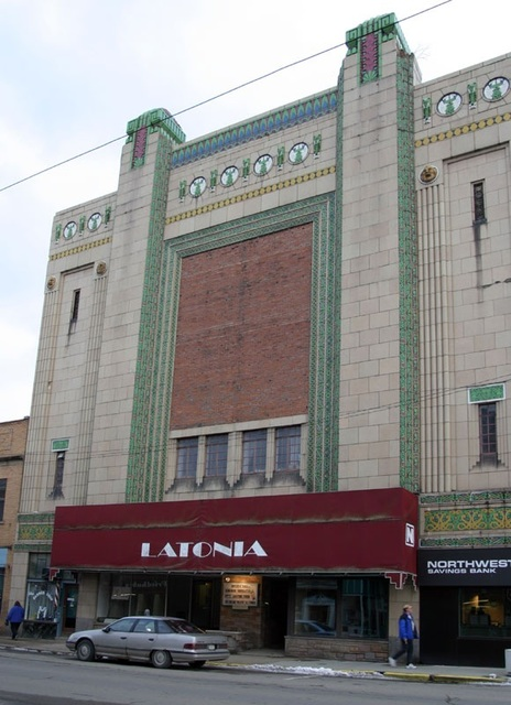 Latonia Theater