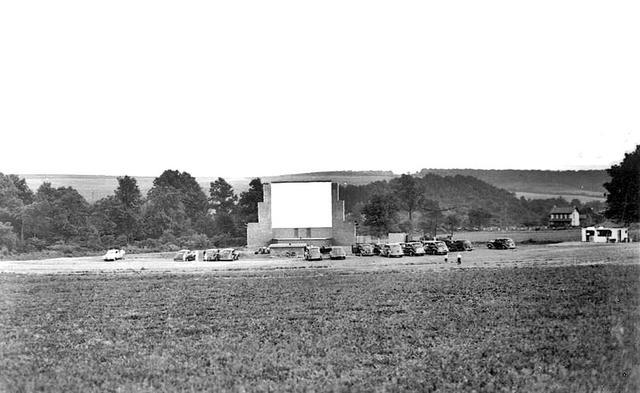 beckys drivein cinema treasures