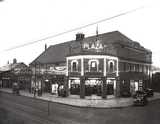 The Plaza at Night 1930's
