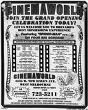 May 3rd, 2002 grand opening ad