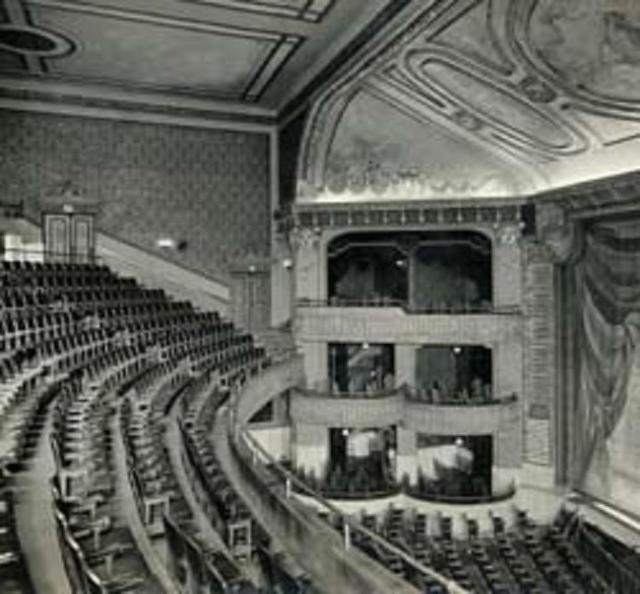 Crosskeys Theatre