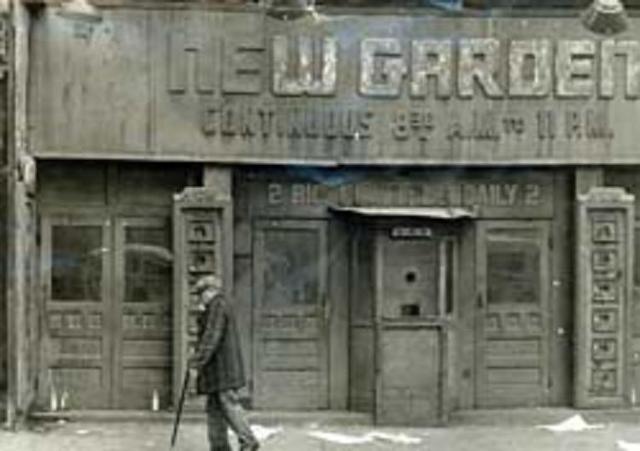 New Garden Theatre