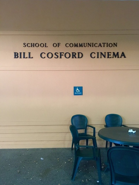 Bill Cosford Cinema