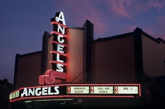 Angels 5 Theatre