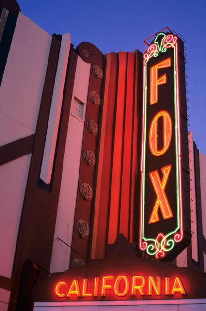 Fox California Theater