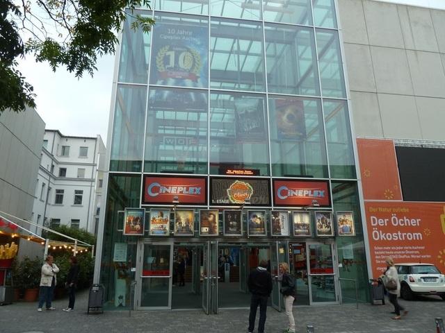 Cineplex Kinopark Aachen