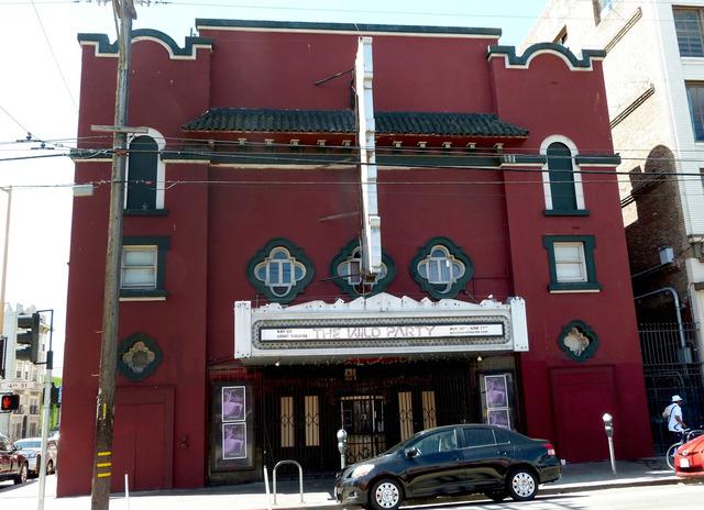 victoria theatre san francisco