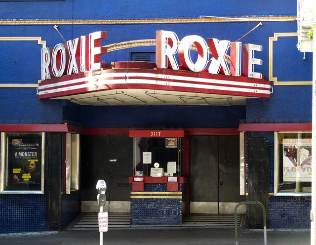 Roxie Cinema 2016