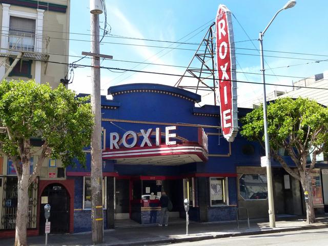 Roxie Cinema 2016