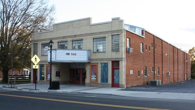 Strasburg Theater
