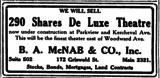 Deluxe Theatre