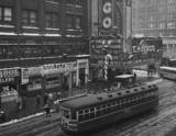 Chicago Theatre, 1951. Chicago History Museum, ICHi-19350