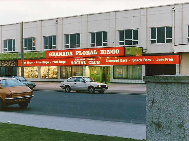 Exterior early 80s