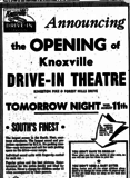 Knoxville Drive-In