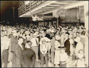 Midwest Theatre, 1930 Grand Opening, Oklahoma City