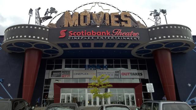 Scotiabank Theatre Ottawa