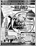 April 20th, 1950 grand opening ad
