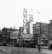 AVON Theatre; Chicago, Illinois.