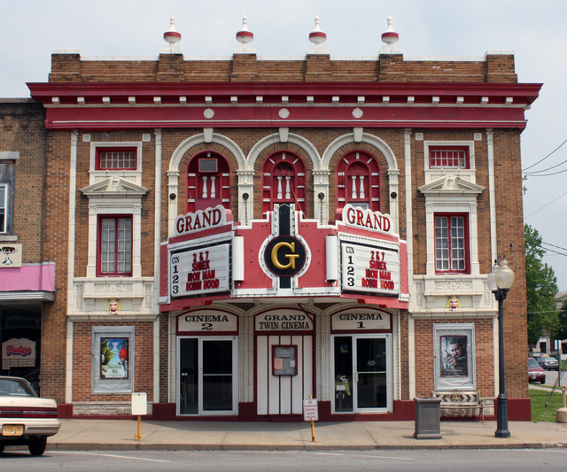 Grand Theatre, Du Quoin, IL