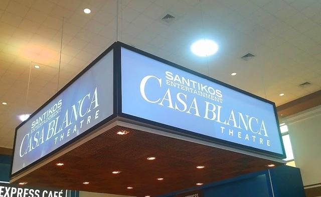 Santikos Casa Blanca In San Antonio Tx Cinema Treasures