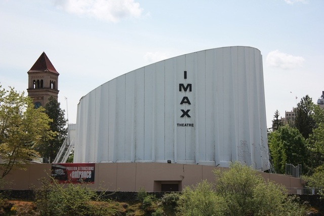 AMC River Park Square 20 Movie Times + Tickets West Main St., Spokane All 3D, IMAX, alternative content, and premium services are subject to additional surcharges. | Age Policy X. Age Policy. Senior tickets are valid for adults 60+. Child tickets for 2 - 12 years.