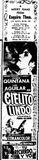 25 de de diciembre de, 1958 inauguración de anuncios como Esquire