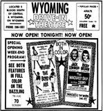 January 26th, 1961 grand opening ad