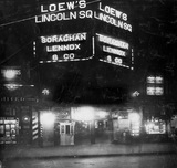 Loew's Lincoln Square Theatre