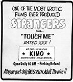 November 5th, 1974 grand reopening ad as a adult cinema