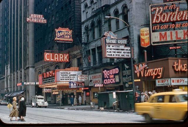 April 1960 photo credit Steve Lewandowski.