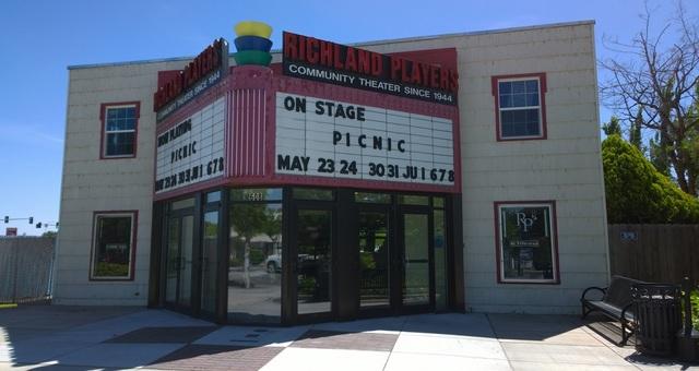 Richland Theater in Richland, WA - Cinema Treasures
