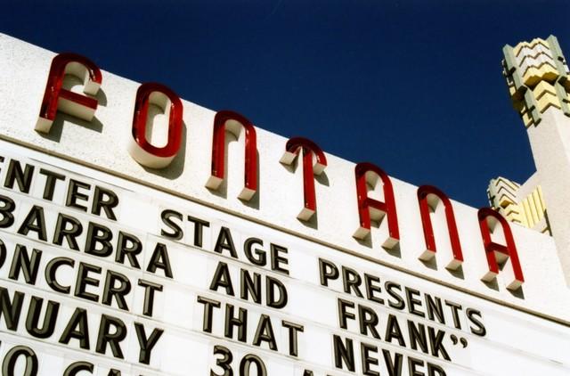 Fontana Theatre - Fontana, CA