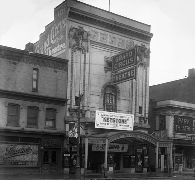Grand Circus Theatre