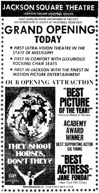 April 24th, 1970 grand opening ad